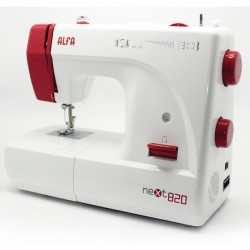 MAQUINA DE COSER ALFA NEXT 820 9 PUNTADAS VARIABLE