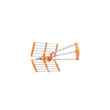 ANTENA TDT UHF TRIPLEX DIGITAL HD FILTRO 4G LTE