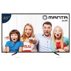 "65"" TV MANTA 65LUA58L UHD 4K, ANDROID"