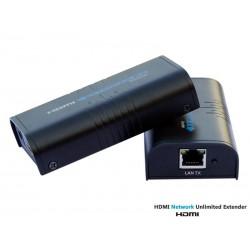 EXTENSOR HDMI 60M 1XRJ45