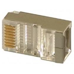 CONECTOR RJ45 M FTP FLEX C-5E