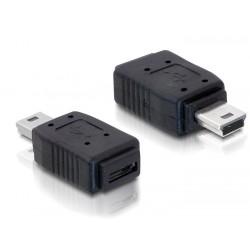 ADAPTADOR USB MINI M / USB MICRO A+B