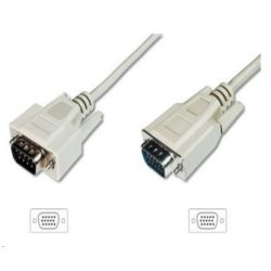 CABLE VGA MACHO MACHO 3M.