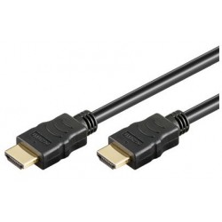 CABLE HDMI V1.4 MACHO 1 METRO