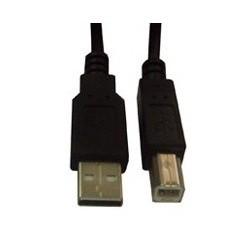 CABLE IMPRESORA A USB MACHO-MACHO 3M