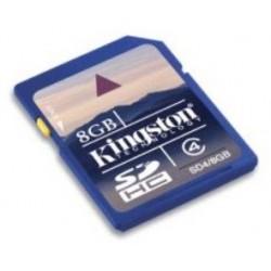TARJETA SD 8 GB