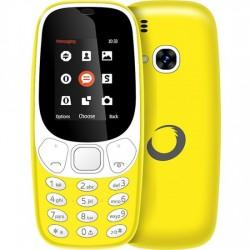 TELEFONO BRIGMTON BTM4Y AMARILLO