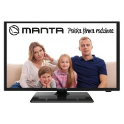"Televisor Led 24"" MANTA 24LFN37L Full HD 12V"