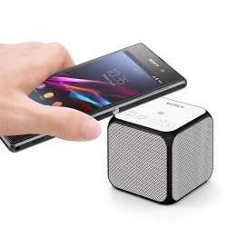 Altavoz Bluetooth SONY SRSX11 Blanco