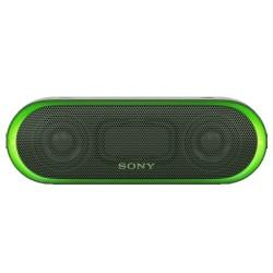Altavoz Bluetooth SONY SRSXB20G Verde