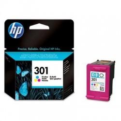 Cartucho tinta HP Nº 301 Tricolor CH562EE