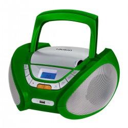 Radio CD LAUSON CP444, Verde