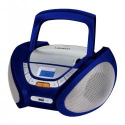 Radio CD LAUSON CP446, Azul