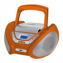 Radio CD LAUSON CP447, Naranja