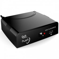 TDT AURA AQUARIUS 50 USB REPRODUCTOR