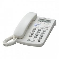 TELEFONO PANASONIC KX-TSC11EXW SOBREMESA BLANCO
