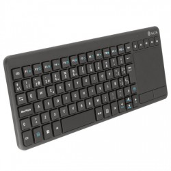 TECLADO+RATON NGS TV WARRIOR 2.4 BLUETOOTH TOUCH