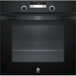 HORNO BALAY 3HB5848N0 TOUCH CRISTAL NEGRO