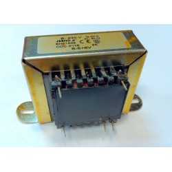 TRANSFORMADOR 15+15V 0.5A 220V