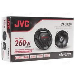 ALTAVOZ CS-DR520 JVC 13 CM 2 VIAS 260W