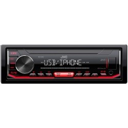 KD-X262 AUTORADIO JVC USB SIN CD