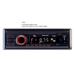 AUTO RADIO R029 FM 4X40W USB SD