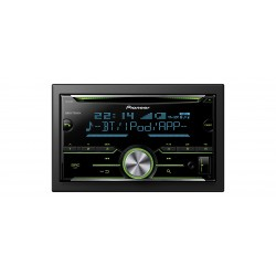 FH-X730BT PIONEER 2 DIN USB MP3 BLUETOOH