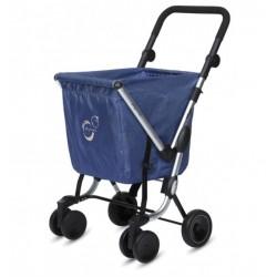 Carro WE GO PLAY, 4 ruedas Navy/azul