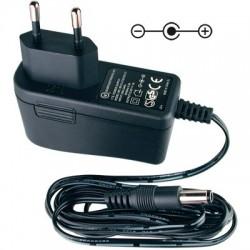 ALIMENTADOR ELECTRONICO 12V 1A 12W 5X2,5 MM