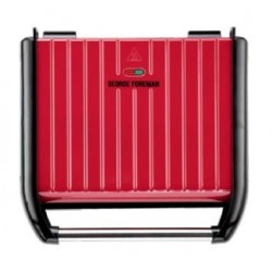 Grill 2503056 Russell Hobbs George Foreman Rojo C