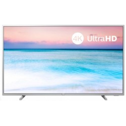 TV PHILIPS 55 55PUS6554 UHD STV SILVER HDRDOLBY
