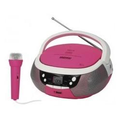 Radio CD Karaoke Mp3 DBU59PK