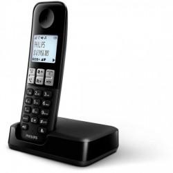 TELEFONO DECT PHILIPS D2501B NEGRO
