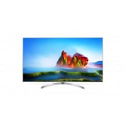 """Televisión LED 49"""" 4K LG 49SJ810V Silver SMART TV"""