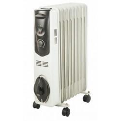 Radiador Aceite 1500w S&P SAHARA 1503