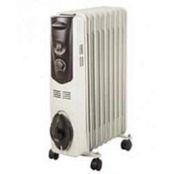 Radiador Aceite 2500w S&P SAHARA 2503