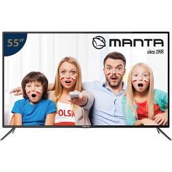 "Televisor LED 55"" 4K Manta 55LUA57L SMART ANDROID TV"