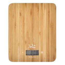 Balanza de cocina 15kg Jata 720 bamboo