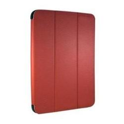 "Funda 8"" triplex smart cover tab 3 red"
