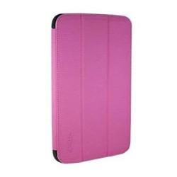 "Funda 8"" triplex smart cover tab 3 pink"