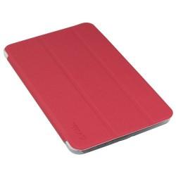 "Funda 7"" tab4 triplex smart full cover red"