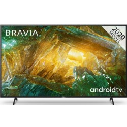 TV SONY 75 KD75XH8096 UHD TRIL STV ANDROID X1