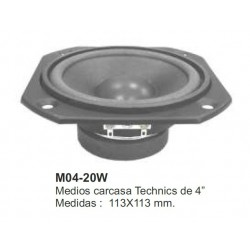 MEDIOS repro M04-20W