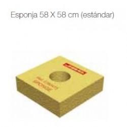 ESPONJA COMPRIMI.53X53