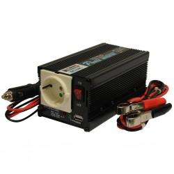 INVERSOR 300W 12V USB CONECTOR FALCON