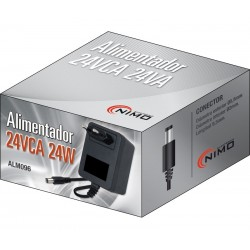 ALIMENTADOR ALTERNA 220V 24VCA 1A ALM096