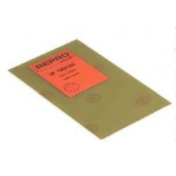 PLACA VIRGEN FIBRA D/CARA 100X160