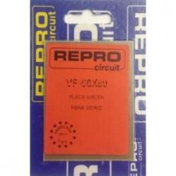 PLACA VIRGEN FIBRA 100X260
