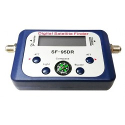LOCALIZADOR SATELITE DIGITAL SF-95DR 950-2150 MHZ