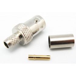 CONECTOR BNC H CRIMPAR RG-59